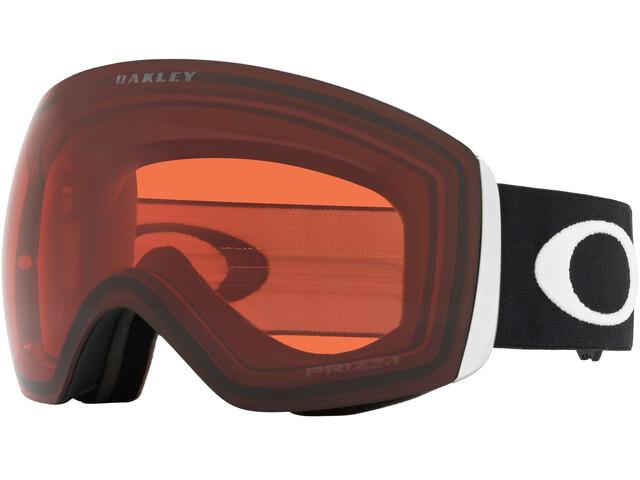 Oakley Flight Deck Gogle czerwony/czarny